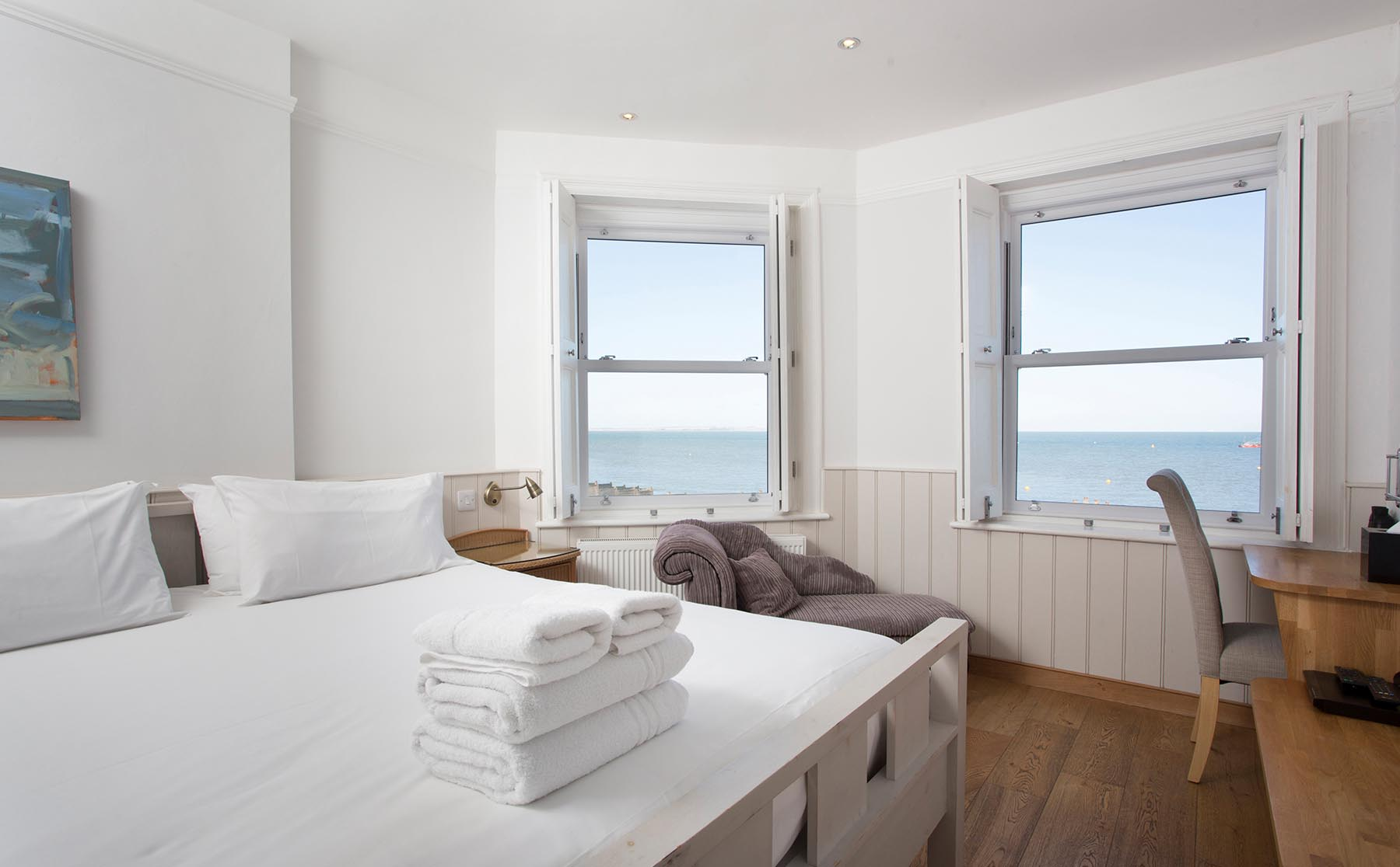 Rooms - Beachside Hotel in Whitstable